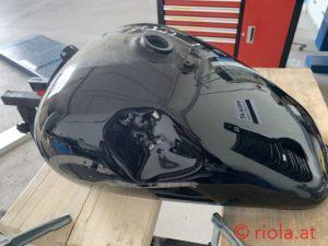 Tank von Harley Davidson